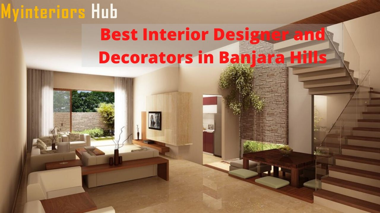 Best Interior Designer and Decorators in Banjara Hills