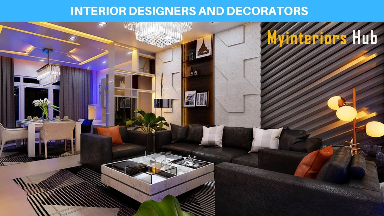 Interior Designers and Decorators in Chanda Nagar