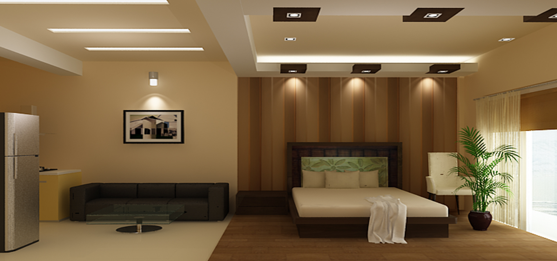 interior designers and decorators in hafeezpet